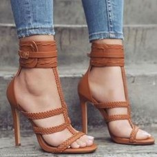 Comfy High Heels Ideas For Women15