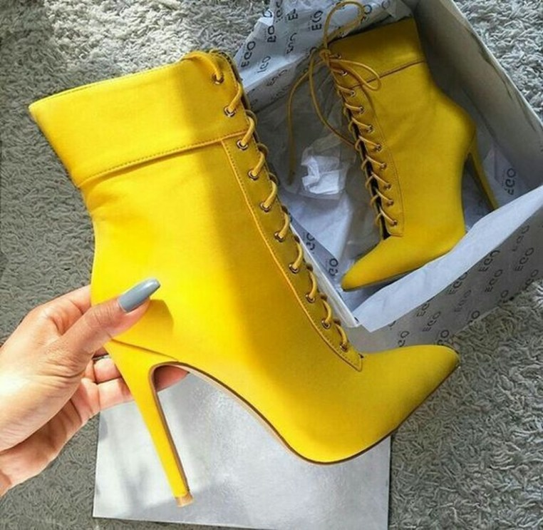 Comfy High Heels Ideas For Women18