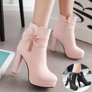 Comfy High Heels Ideas For Women32