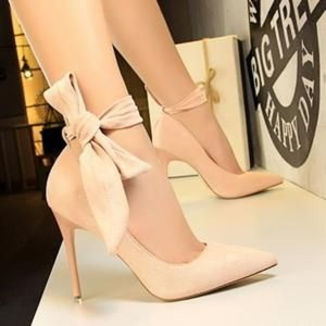 Comfy High Heels Ideas For Women33