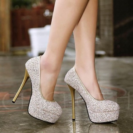 Comfy High Heels Ideas For Women43
