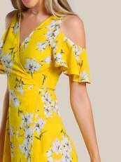 Cozy Open Shoulders Dresses Ideas For Summer04