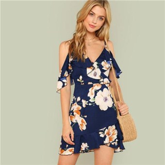 Cozy Open Shoulders Dresses Ideas For Summer27