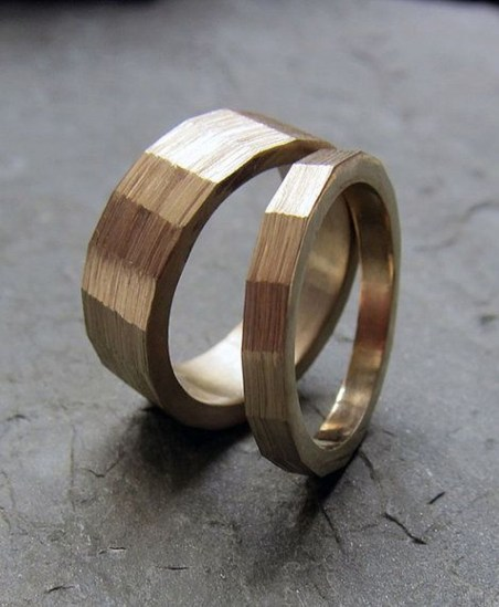 Creative Wedding Ring Sets Ideas For Bride And Groom17