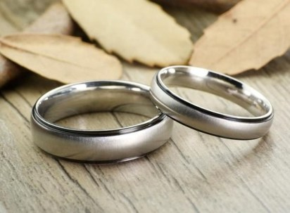 Creative Wedding Ring Sets Ideas For Bride And Groom26