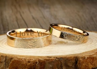 Creative Wedding Ring Sets Ideas For Bride And Groom29