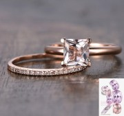 Creative Wedding Ring Sets Ideas For Bride And Groom42