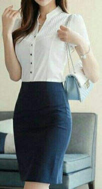 Cute Workwear Outfit Ideas For Summer06