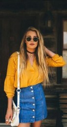 Excellent Spring Fashion Outfits Ideas For Teen Girls14