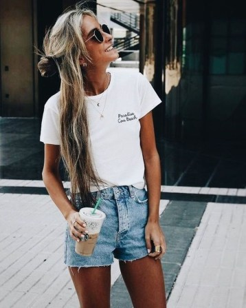 Excellent Spring Fashion Outfits Ideas For Teen Girls17