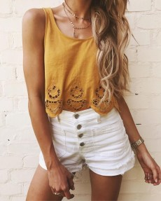 Excellent Spring Fashion Outfits Ideas For Teen Girls22