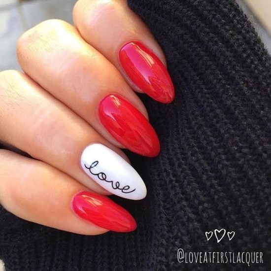 Extraordinary Red Nail Trends Ideas For This Year10
