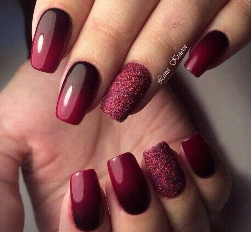 35 Extraordinary Red Nail Trends Ideas For This Year