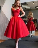 Fascinating Red Dress Ideas04