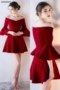 Fascinating Red Dress Ideas14