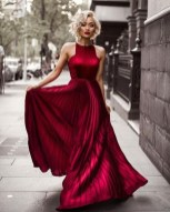 Fascinating Red Dress Ideas17