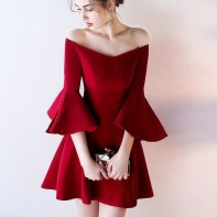 Fascinating Red Dress Ideas27