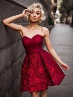 Fascinating Red Dress Ideas28