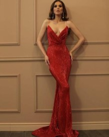 Fascinating Red Dress Ideas31