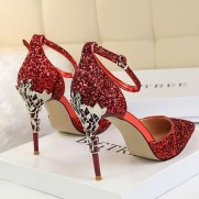 Lovely Wedding Shoe Ideas To Get Inspired20