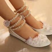 Lovely Wedding Shoe Ideas To Get Inspired23