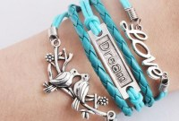Newest Bracelets Ideas For Women26