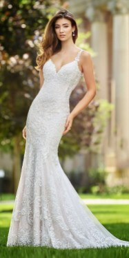 Newest Lace Sweetheart Wedding Dresses Ideas For Spring08