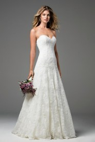 Newest Lace Sweetheart Wedding Dresses Ideas For Spring11