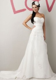 Newest Lace Sweetheart Wedding Dresses Ideas For Spring12