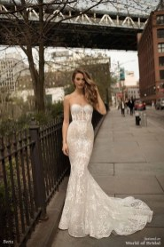 Newest Lace Sweetheart Wedding Dresses Ideas For Spring14
