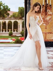 Newest Lace Sweetheart Wedding Dresses Ideas For Spring20