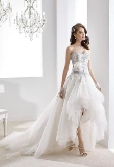 Newest Lace Sweetheart Wedding Dresses Ideas For Spring26