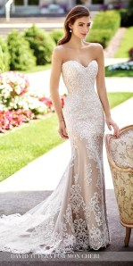 Newest Lace Sweetheart Wedding Dresses Ideas For Spring39