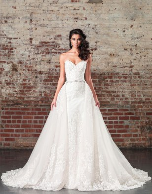 Newest Lace Sweetheart Wedding Dresses Ideas For Spring41