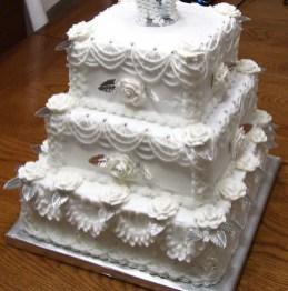 Pretty Wedding Cake Ideas For Old Fashioned01