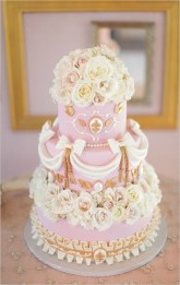 Pretty Wedding Cake Ideas For Old Fashioned02