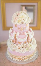 Pretty Wedding Cake Ideas For Old Fashioned02