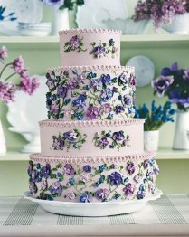 Pretty Wedding Cake Ideas For Old Fashioned03