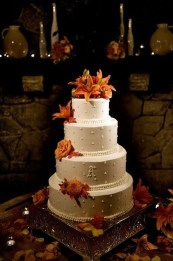 Pretty Wedding Cake Ideas For Old Fashioned04