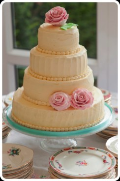 Pretty Wedding Cake Ideas For Old Fashioned06