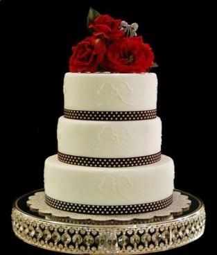 Pretty Wedding Cake Ideas For Old Fashioned09