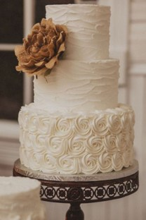 Pretty Wedding Cake Ideas For Old Fashioned12