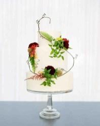 Pretty Wedding Cake Ideas For Old Fashioned19