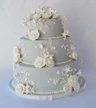 Pretty Wedding Cake Ideas For Old Fashioned21