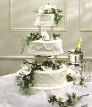 Pretty Wedding Cake Ideas For Old Fashioned42