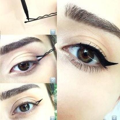 Stunning Eyeliner Makeup Ideas For Women05