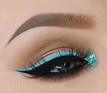Stunning Eyeliner Makeup Ideas For Women16