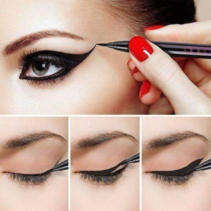 Stunning Eyeliner Makeup Ideas For Women21
