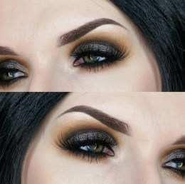 Stunning Eyeliner Makeup Ideas For Women22