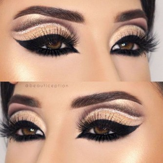 Stunning Eyeliner Makeup Ideas For Women30